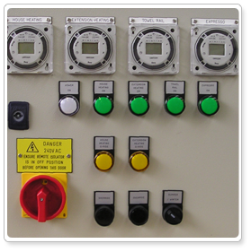 We Are Engaged In Offering A Comprehensive Array Of Electrical Control Panels Which Is Available Different Dimensions And Specifications